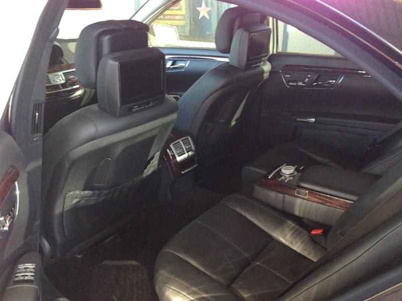 аренда автомобиля Mercedes-Benz S-class S500 4MATIC AMG
