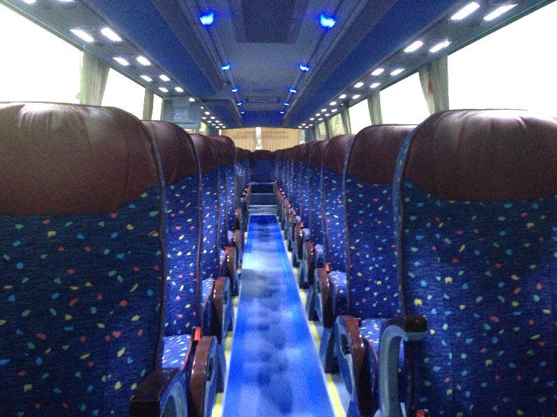 аренда автобуса Zhong Tong