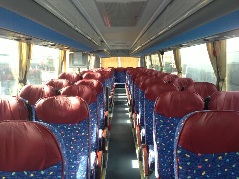 аренда автобусов Zhong Tong в Казани