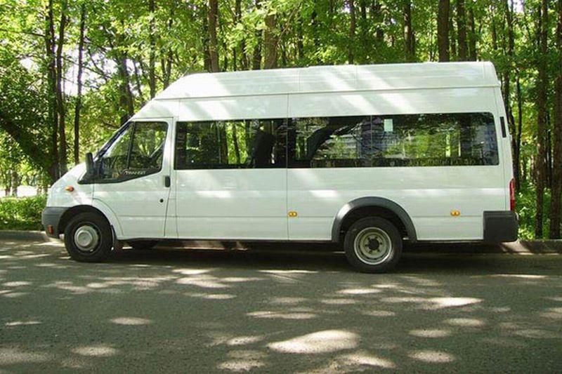 заказ микроавтобуса в казани